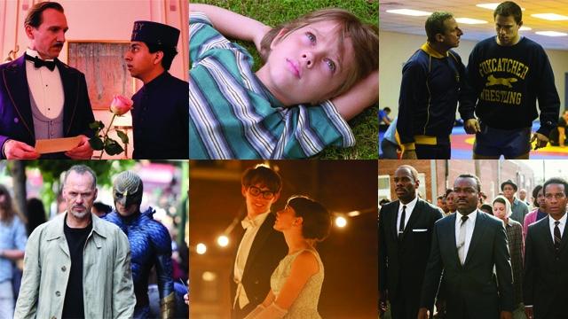 2015 Academy Award Winners