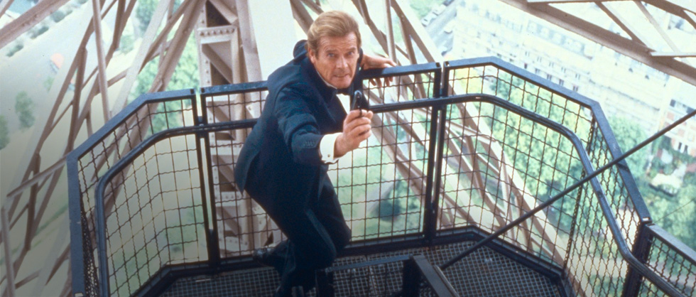 Roger Moore, 1927-2017