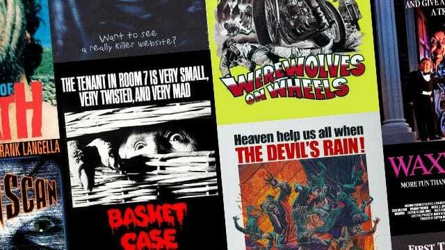 Elevate This: Trashy and Meritless Halloween Streaming Recommendations