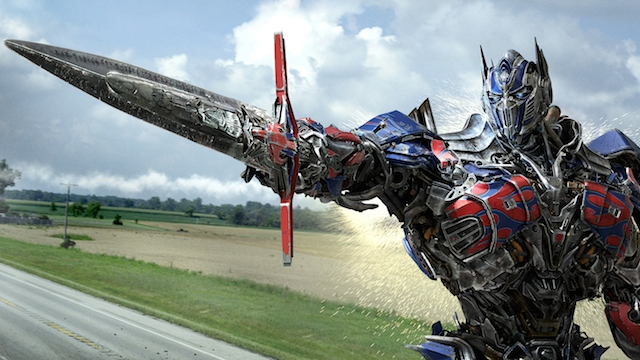 Transformers: Age of Extinction—The AllMovie Review