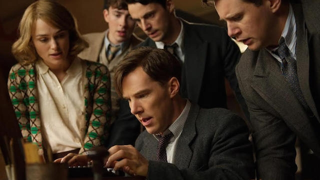 The Imitation Game—The AllMovie Review