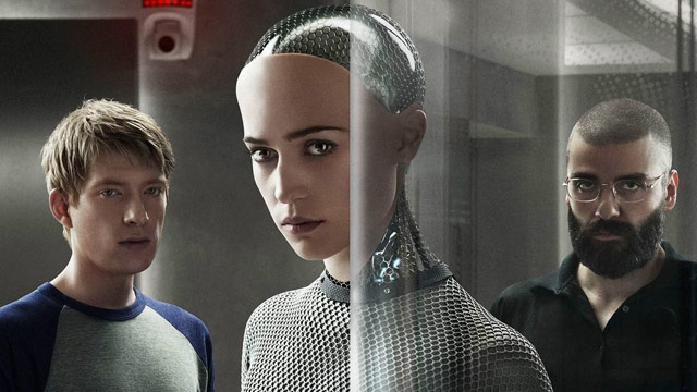 Ex Machina—The AllMovie Review