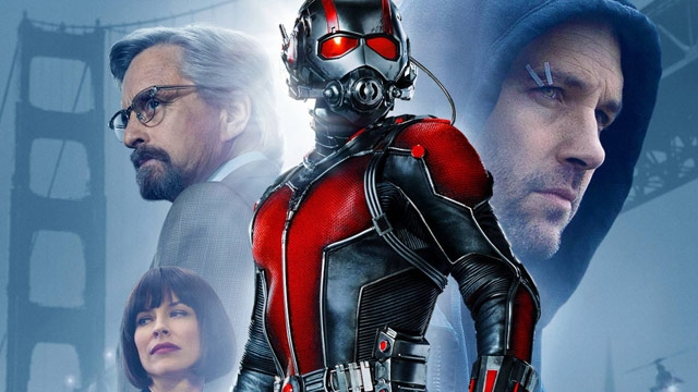 Ant-Man—The AllMovie Review