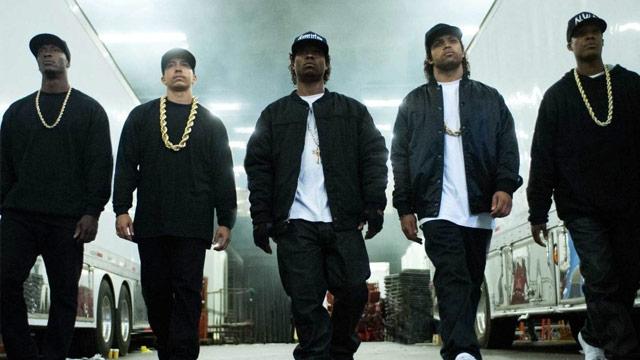 Straight Outta Compton—The AllMovie Review