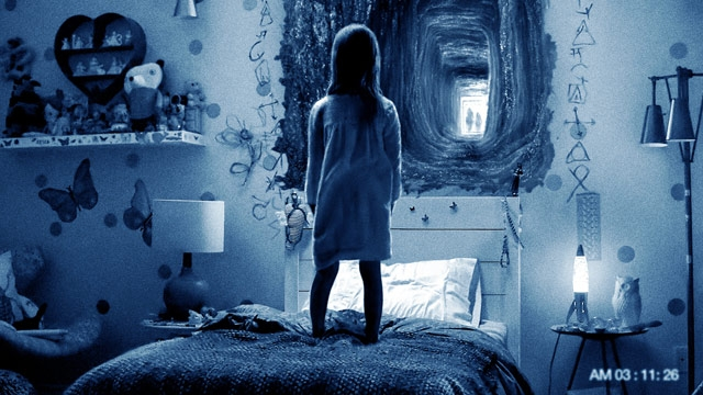 Paranormal Activity: The Ghost Dimension—The AllMovie Review